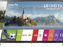 How to uninstall apps on LG Smart TV